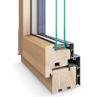 Дерево-алюминиевые окна :: окна и балконы :: доска объявлени.
