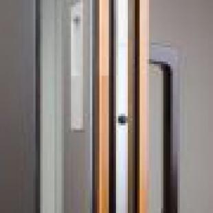 Типы балконных дверей unilux.