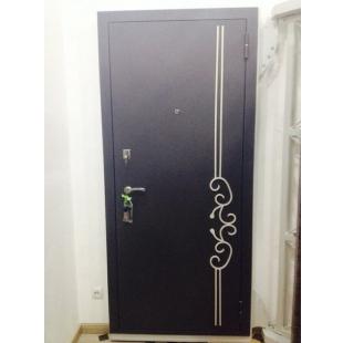 металлические двери от 9000