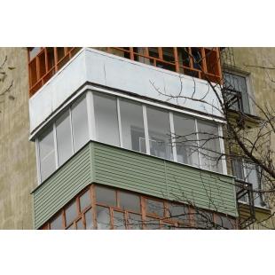 Остекление балконов и лоджий в воронеже :: ремонт, строитель.