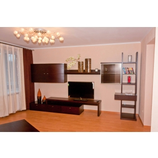 Продается квартира однокомнатная (студия) S=40м2, евроремонт, с мебелью, на берегу моря