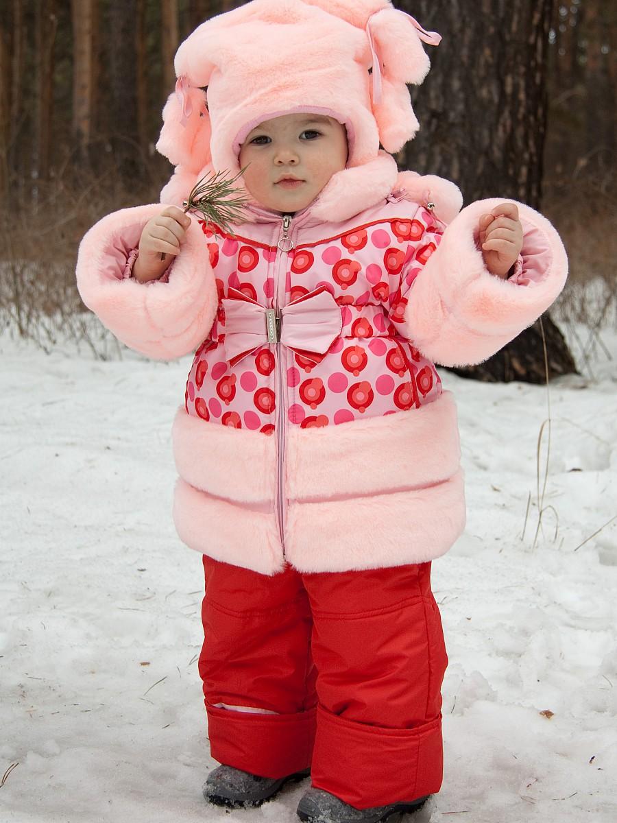 Зимний костюм ребенку своими руками 41