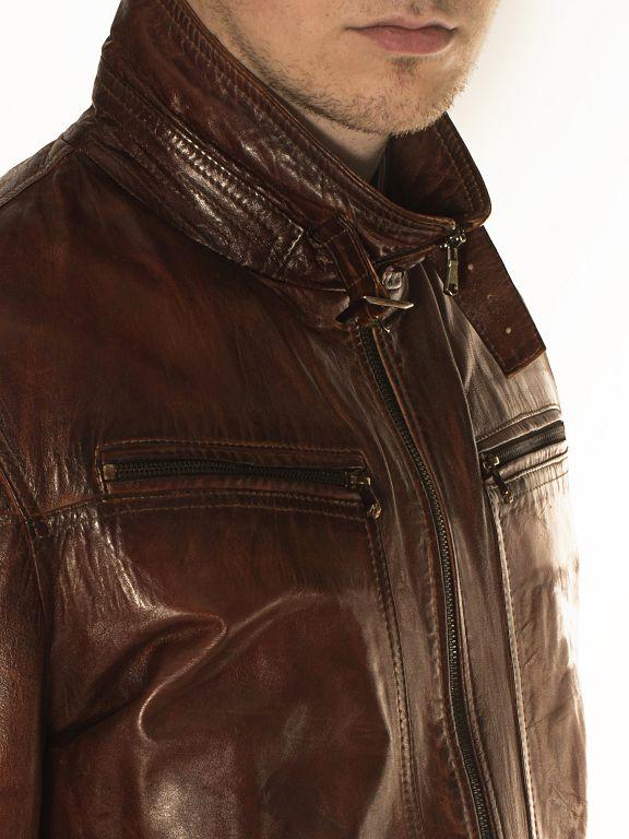 Купить Кожаную Куртку В Спб Из Италии