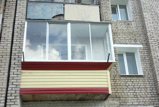 Балкон оконыч :: ремонт, строительство :: доска объявлений.