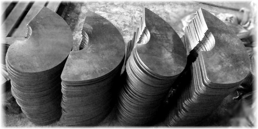 Лопасти для Винтовых Свай, Оборудование для их Производства :: Стройматериалы :: Доска объявлений