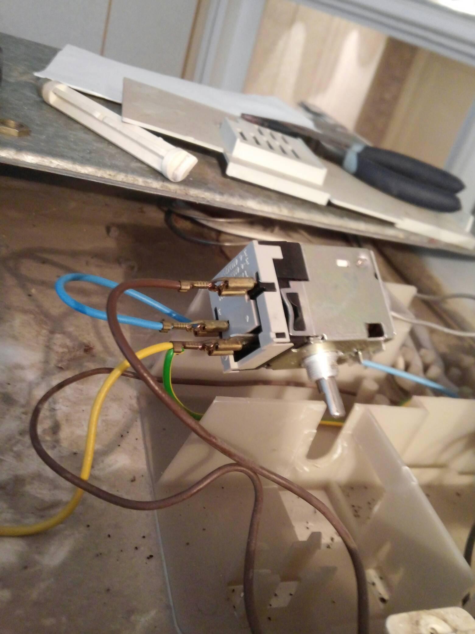 Замена термостата холодильника атлант