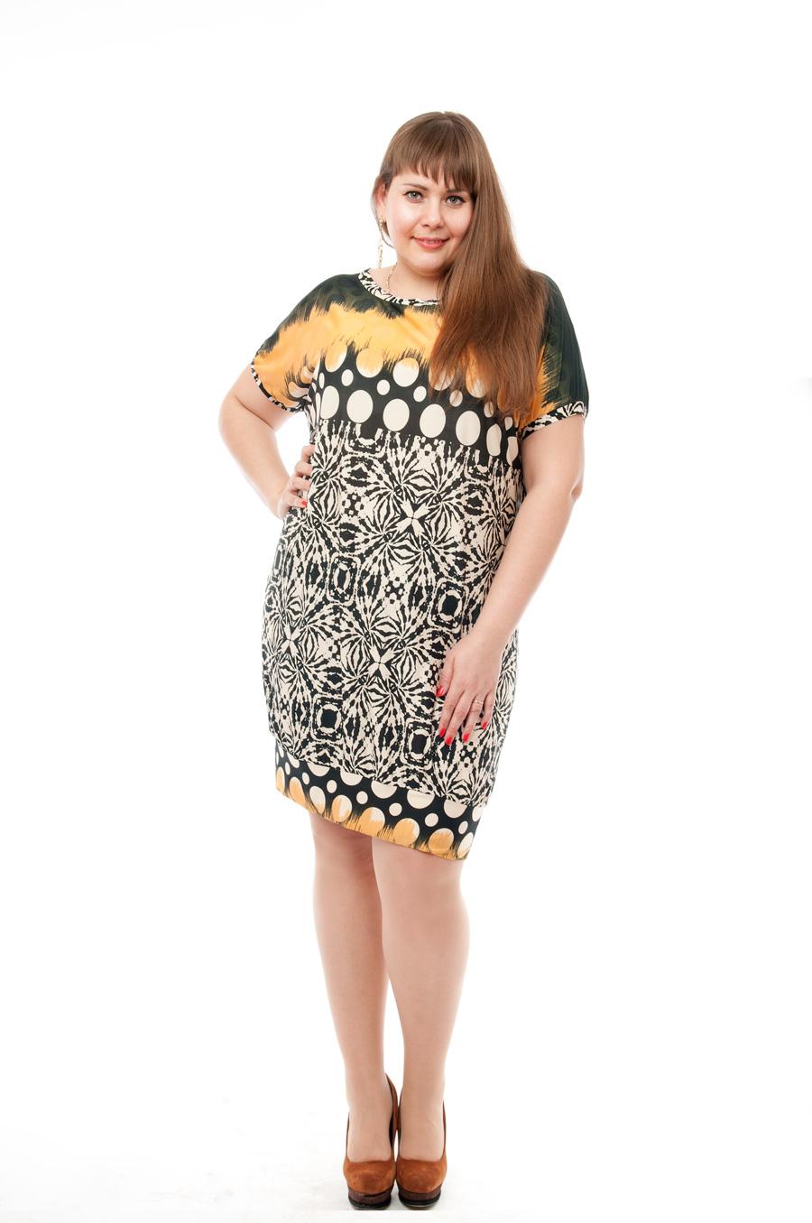 Модная Женская Одежда Больших Размеров Оптом От Производителя