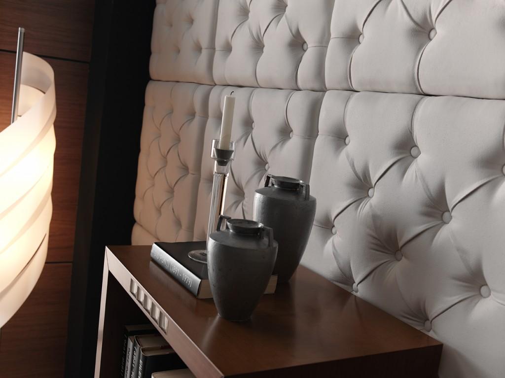 Как сделать мягкую панель на стену своими руками видео