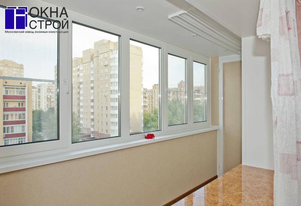 Остекление и отделка балконов и лоджий по ценам завода - куп.