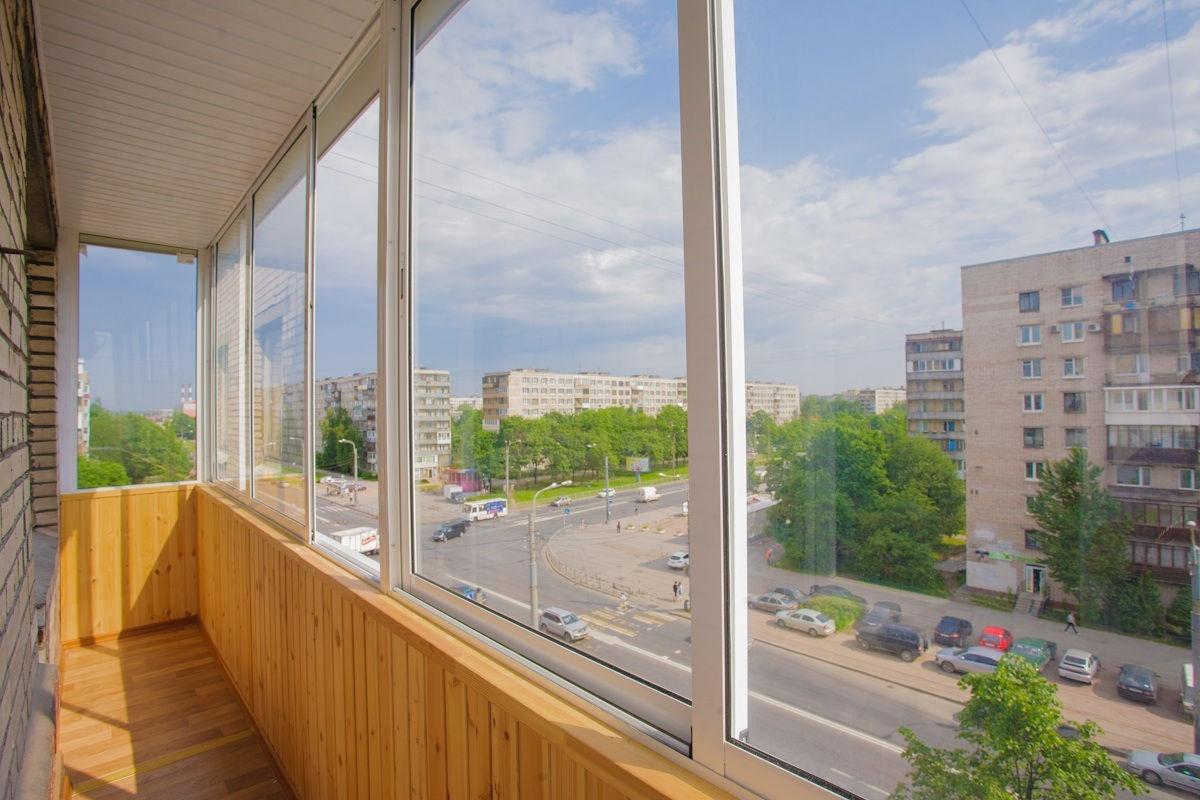 Выполним любые работы по балконам в санкт-петербурге :: ремо.