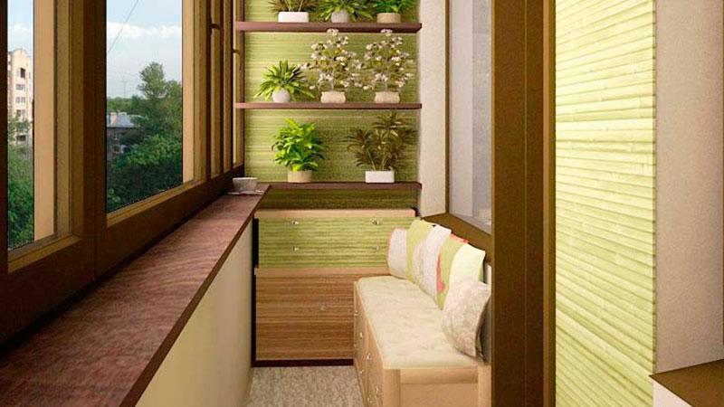 Балконы внутренняя отделка интересные идеи фото