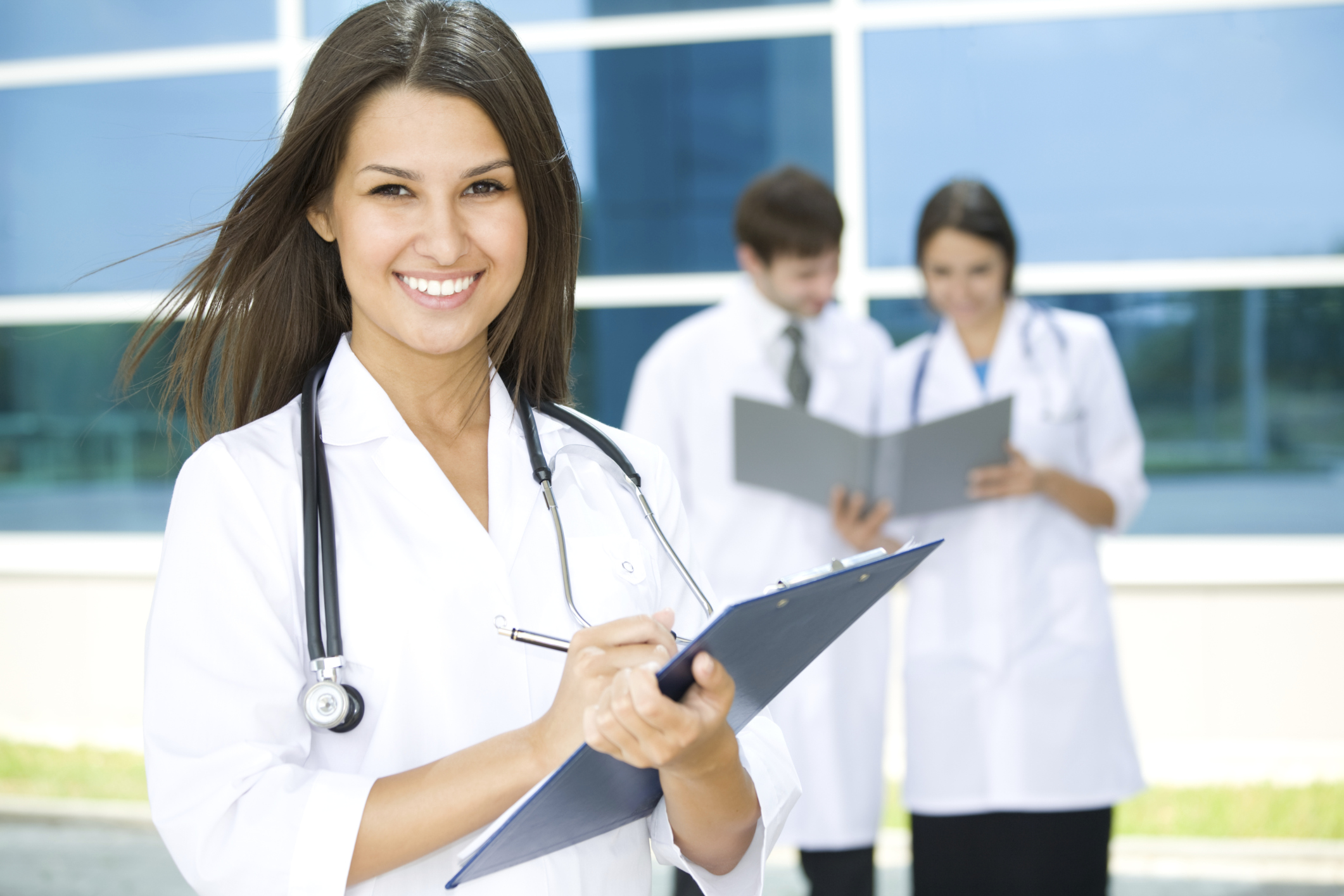 Добровольное медицинское страхование курсовая 1 фотография