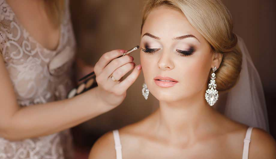 Фото свадебных макияжей невест