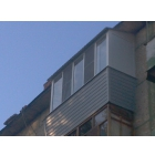 остекление балконов ПВХ