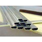 Дистанционная рамка для изготовления стеклопакетов