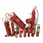 Огнетушитель, рукава пожарные, гидранты, противопожарное оборудование.