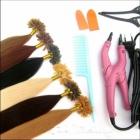 Инструменты и материалы для наращивания