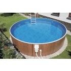 Сборный бассейн Azuro de Luxe 400DL