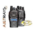 Портативные радиостанции Ajetrays