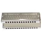 Губная гармошка HOHNER Chromatica bass 58 нот