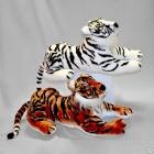 Детская мягкая игрушка тигр Хан