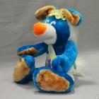 Детская мягкая игрушка зайчик Ермолай