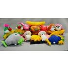 Мягкие игрушки для кран машин в ассортименте