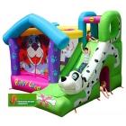 Детский надувной батут Happy Hop 9109