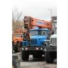 Аренда автокрана ВЕЗДЕХОДА 25 тонн Клинцы, 21 м
