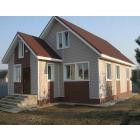 Малоэтажное строительство домов и коттеджей