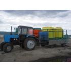 Емкости для перевозки, перекачки, сбора воды и жидких отходов «Кассета 4500х2 S»