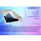 Матрас Largo 2 двусторонний пружинный Бонель для гостиниц 80*190см производство Сочи, Адлер