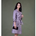 Легкое пальто из льна, модель 18 -10