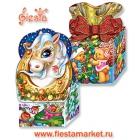 Новогодняя подарочная упаковка! Выбирайте и заказывайте! Новогодние картонные коробки для подарков, полипропиленовые подарочные  пакеты!