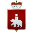 Герб Пермского края 42х60см