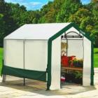 Теплица Greenhouse с прозрачным армированным тентом 1,8х2,4х2 м