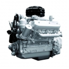 Двигатели ЯМЗ-236, рабочим объёмом 11,15 л