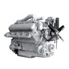 Двигатели ЯМЗ-238, рабочим объёмом 14,86 л