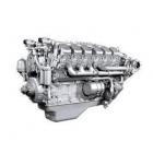 Двигатели ЯМЗ-240, рабочим объёмом 22,3 л