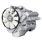 Двигатели ЯМЗ-658 с ТКР, рабочим объёмом 14,86 л