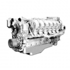 Двигатели ЯМЗ-840 с ТКР, рабочим объёмом 25,86