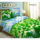 Комплект постельного белья 1,5-спальный, бязь люкс
