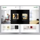 Верстка журналов, книг. Дизайн каталогов, буклетов. Офсетная печать.
