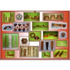 Услуги по изготовлению на заказ фурнитуры и любых мебельных деталей из дерева
