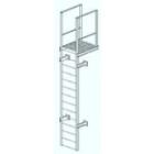 Испытание лестниц пожарных наружных стационарных и ограждений крыш