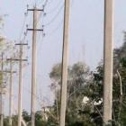 Установка столбов, опор ЛЭП в Самаре