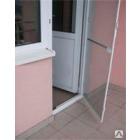 Москитная сетка на балконную дверь ПВХ