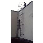 Испытание лестниц наружных пожарных