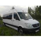 Арена микроавтобуса с водителем Mercedes Sprinter 313 CDI
