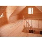 Строительство деревянных домов, дач, бань из бруса недорого